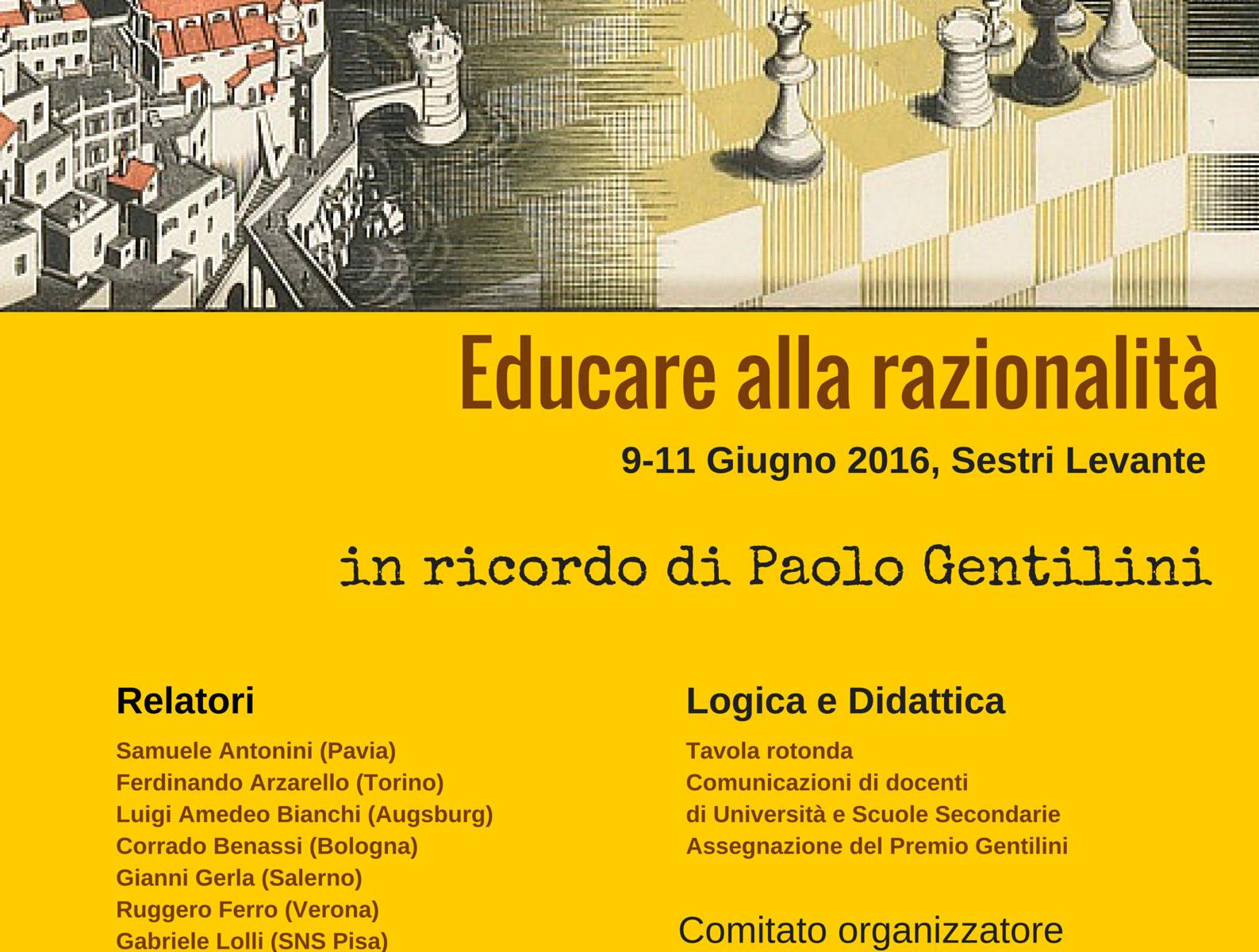 Unicam Calendario Didattico.Conferenze Aila Associazione Italiana Di Logica E Sue